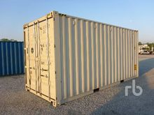 CHINA EASTERN 20 Ft High Cube C