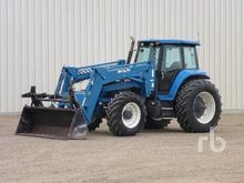 1998 NEW HOLLAND 8770 MFWD Trac