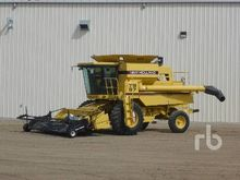 1994 NEW HOLLAND TR97 Combine