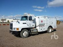 1995 MACK CH612 T/A Fuel & Lube