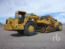 1979 CATERPILLAR 633D Elevating