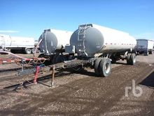1977 CLOUGH 5500 Gallon 2/Axle