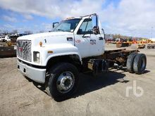 1999 GMC C7500 S/A Cab & Chassi