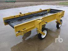 DOUBLE L 10 Ft Potato Conveyor