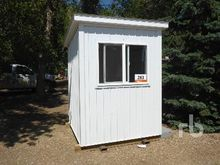 Skid Mounted Shipping Shack Mob
