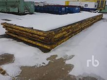 Qty Of 10 Ft x 45 Ft Rig Mats