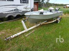 MIRRO CRAFT 14 Ft Aluminum Boat