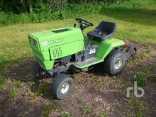 UFA AG-TRAC 48 In. Garden Tract