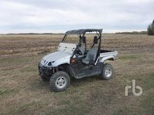 2009 YAMAHA RHINO 4x4 Side By S