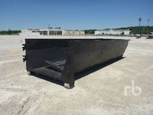 20 CY Rolloff Container Equipme