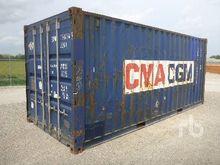 1999 CIMC 20 Ft Container Equip
