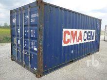 2004 CIMC 20 Ft Container Equip