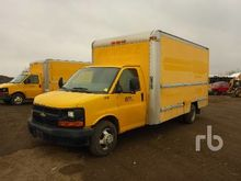 2007 CHEVROLET EXPRESS S/A Cube