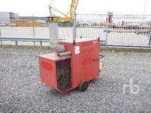 MUNTERS HEL110CE Electric Heate