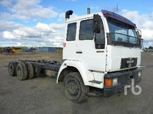 1998 MAN 22.263 6x2 Cab & Chass