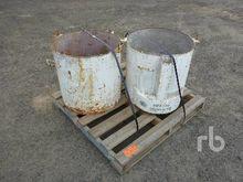 Quantity Of 2 Grout Mixer Pots