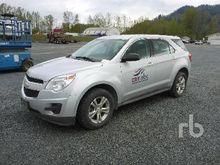 2011 CHEVROLET EQUINOX AWD Spor