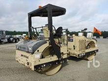2002 INGERSOLL-RAND DD90HF Tand