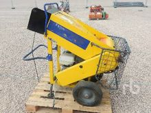 2000 ELLIET MAJOR Wood Chipper