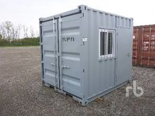 SUIHE 9 Ft One Way Container Eq
