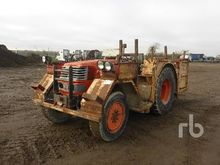 MINE MASTER Utility Tractor
