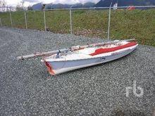 LASER 2 14 Ft Sailboat