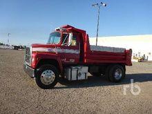 1980 FORD L9000 Dump Truck (S/A