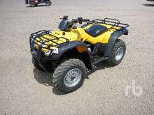 2004 HONDA TRX350FE 4x4 All Ter