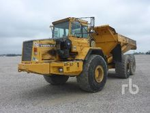1996 VOLVO A40 6x6 Articulated