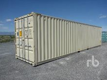 2017 40 Ft High Cube Container
