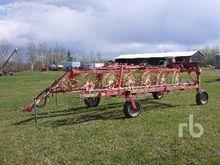 SITREX MK12 12 Wheel Hay Rake