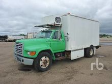 1997 FORD F-SERIES S/A Reefer T