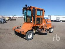 2002 BROCE RJ350 Broom