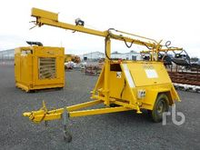 2005 ALLIGHT Portable Light Tow