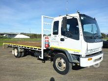 1996 ISUZU FSR700A 4x2 Table To