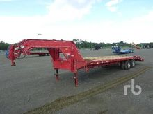 2008 PJ TRAILERS 24 Ft 6 In. x