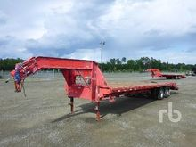 2009 PJ TRAILERS 24 Ft 6 In. x