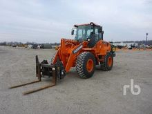 2014 DOOSAN DL220 Wheel Loader
