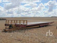 CRAIK Steel Deck Bale Wagon