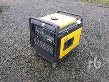 WACKER GPSI4300 4300 W Gen Set