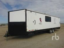 2015 FORKS 34 Ft T/A Office Tra