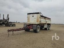 1982 NEILS 20 Ft 3/Axle End Tra