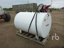 2012 WESTEEL 500 Gallon Steel F