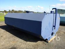 9000 Litre Steel Tanks