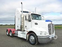 2012 KENWORTH T403 6x4 Prime Mo