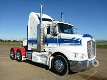 2011 KENWORTH T403 6x4 Prime Mo