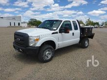 2012 FORD F350 XL Extended Cab