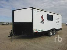 2014 FORKS 22 Ft T/A Office Tra