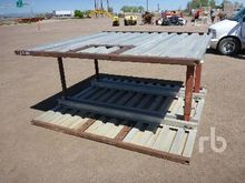 8 Ft x 8 Ft Aluminum Trench Box