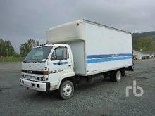 1994 GMC W5 COE S/A Van Truck